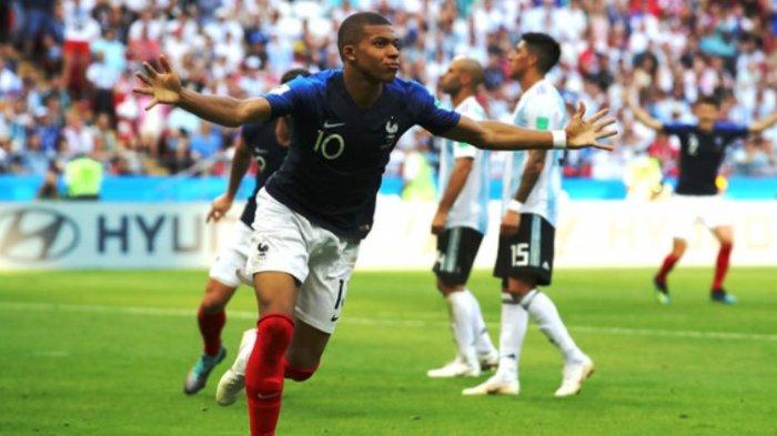 Thierry Henry Berbicara Tentang Bakat Mbappe, Mulai Rekor Gol Perancis Hingga Masa Depan Les Bleus
