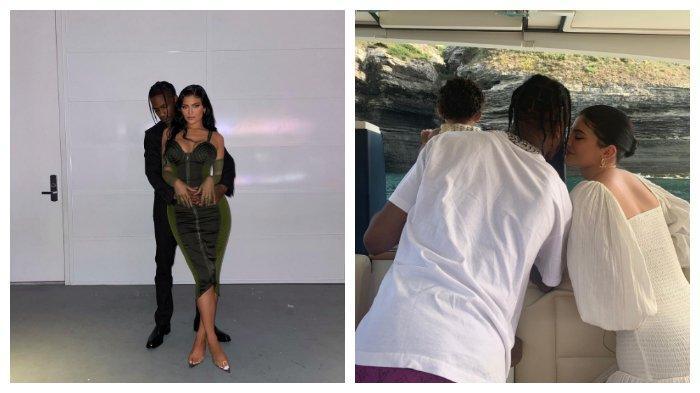 Kylie Jenner Perkuat Hubungannya dengan Travis Scott, Puji Sosoknya sebagai Ayah