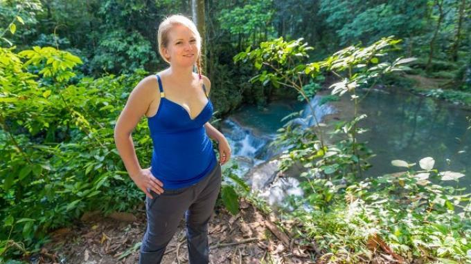 Indonesia Adalah Negara yang Sangat Indah Alamnya kata Kylie Travers Blogger Dunia