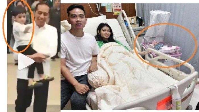Jan Ethes ceria lambaikan tangan ke awak media, sambut kelahiran adiknya, La Lembah Manah