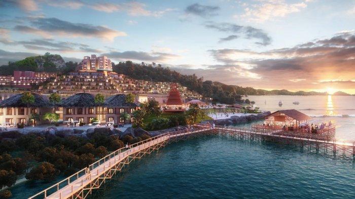Vasanta Group Bangun Kawasan Wisata Terpadu di Pantai Batu Cermin Labuan Bajo