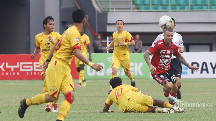 Bhayangkara FC Vs Persib: The Guardian Kehilangan Dua Pemain Belakang