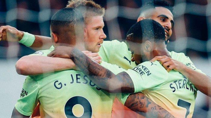 SEDANG BERLANGSUNG Live Streaming Man City vs Leicester Liga Inggris di Mola TV, Akses Link di Sini