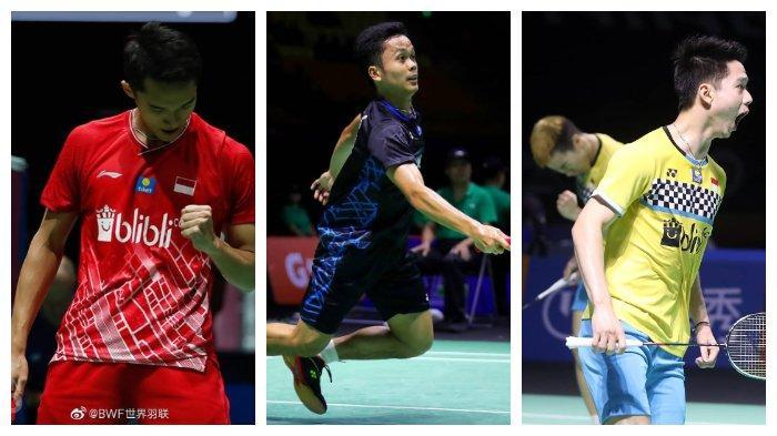 Jadwal BWF World Tour Finals 2019 Hari Ini, Laga Penentuan Nasib Jojo, Ginting, & Minions, LIVE TVRI