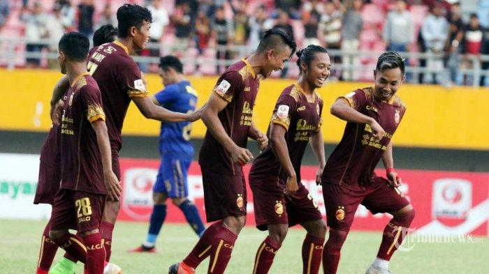 Liga 2: Tarik Ulur dengan Sriwijaya FC, Pemain Naturalisasi Ini Urung Gabung Laskar Wong Kito