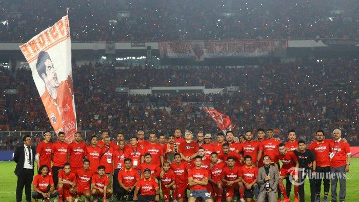 Persija Jakarta Belum Tentukan Pelatih Sementara Klub Lain Sudah Punya Pelatih