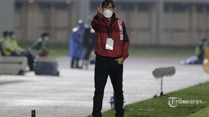 HASIL Timnas U-23 vs Bali United: Serdadu Tridatu Kekurangan Pemain, Teco Pinjam Skuat Shin Tae-yong