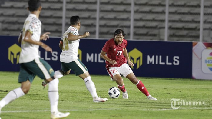 HASIL Uji Coba Timnas Indonesia U-23, Shin Tae-yong Sanjung Adam Alis