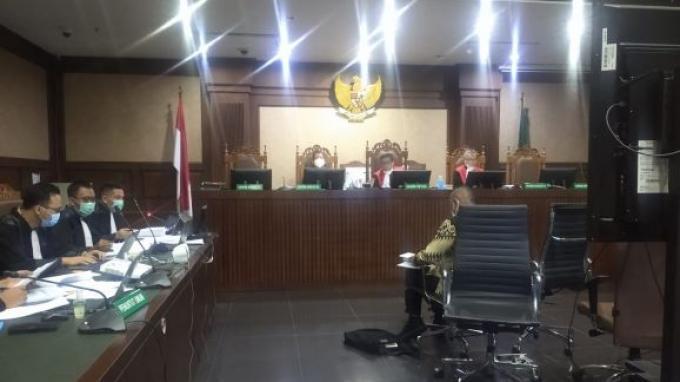 Sidang Korupsi Bansos Covid-19, Terungkap Ada Target Pungutan Fee Rp 35 Miliar