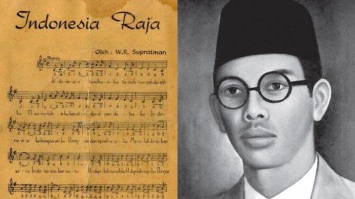 Selain Indonesia Raya 3 Stanza Ini Lagu Lagu Karya W R Soepratman Tumbuhkan Semangat Kebangsaan Halaman All Tribunnews Com Mobile