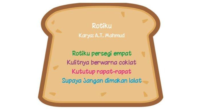 Lagu Rotiku
