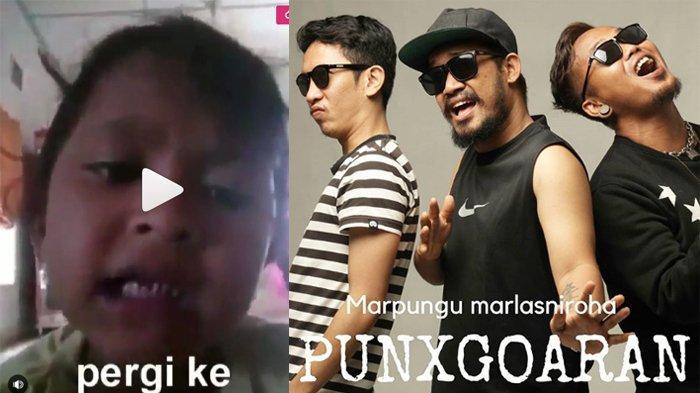 lagu sayur kol yang dinyanyikan seorang anak mendadak viral di media sosial