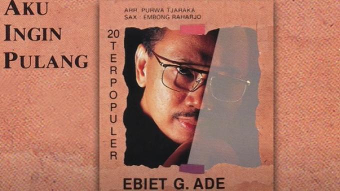Download MP3 Lagu Titip Rindu Buat Ayah - Ebiet G Ade, Lengkap dengan Chord Gitar dan Liriknya