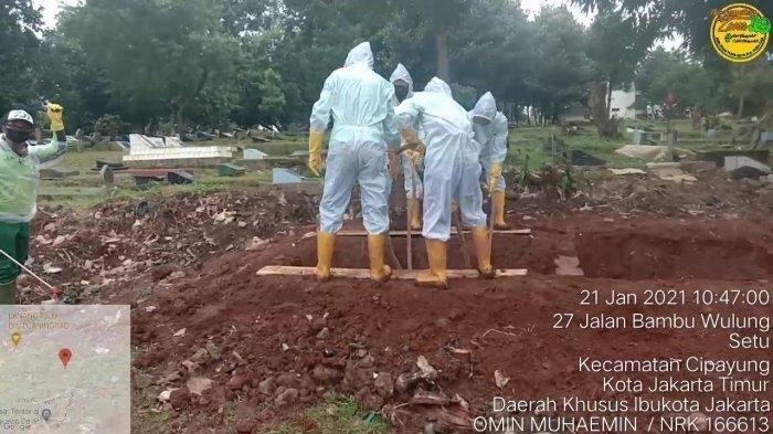 Pemprov DKI Buka Lahan Khusus Covid-19 di Bambu Apus, Bisa Tampung 700 Pemakaman Jenazah