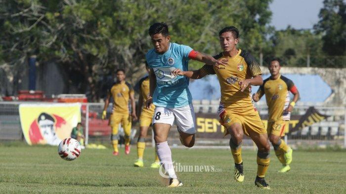 Jadwal Liga 2, Delapan Besar Live tvOne, Sriwijaya vs Persewar dan Persik vs PSMS