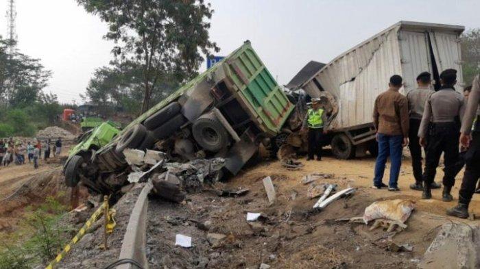 2 Tersangka Kecelakaan Tol Cipularang Sudah Ditetapkan, Ini Pasal & Ancaman Hukuman yang Menjeratnya