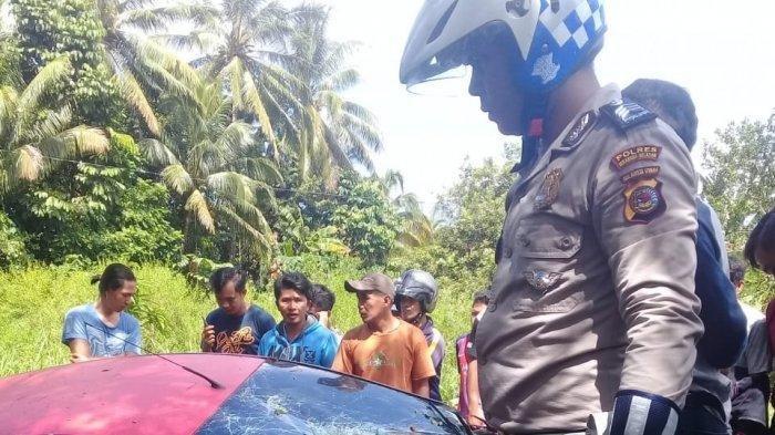 Kronologi Kecelakaan Maut di Minahasa Selatan, Berawal Mobil Polisi Melambung