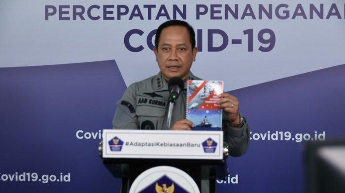 Kepala Bakamla Ungkap Kondisi Keamanan Maritim Indonesia di Tengah Pandemi Covid-19