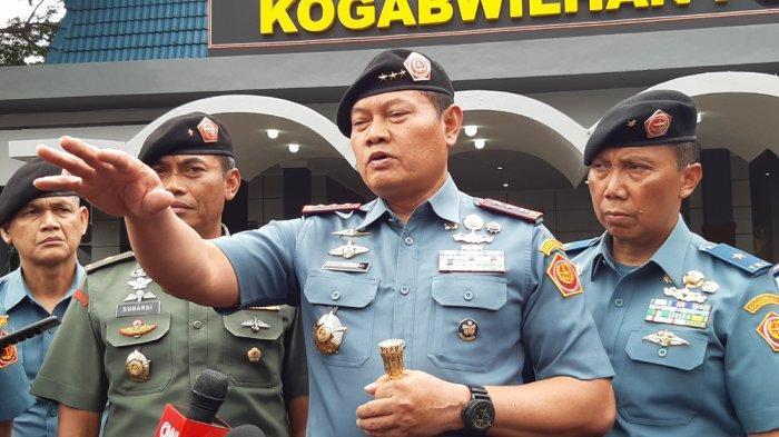 Panglima Komando Gabungan Wilayah Pertahanan Satu, Laksamana Madya Yudo Margono