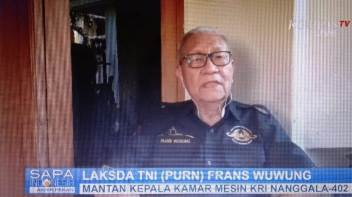Cerita Eks Kepala Kamar Mesin KRI Nanggala 402 Saat Alami Black Out