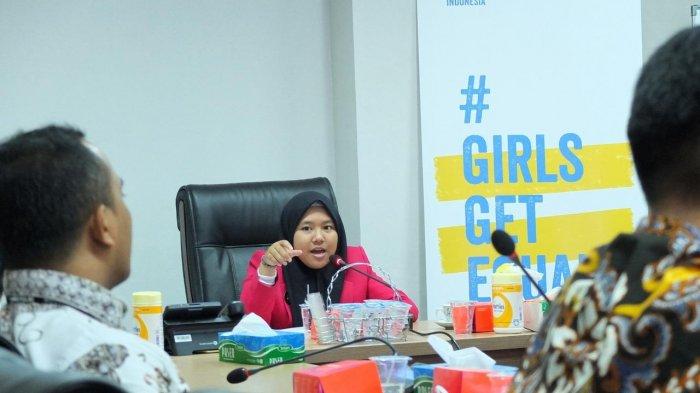 Rayakan Hari Anak Perempuan Internasional, 12 Anak Perempuan 'Take Over' Pemimpin