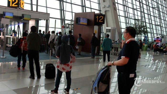 Ini Syarat dan Ketentuan Calon Penumpang di Bandara Soekarno-Hatta Saat PSBB Ketat Diberlakukan