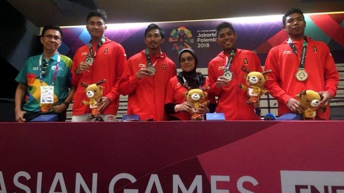 Tak hanya Medali Perak, Muhammad Zohri dkk juga Berhasil Pertajam Rekor Nasional 4x100 Meter Putra