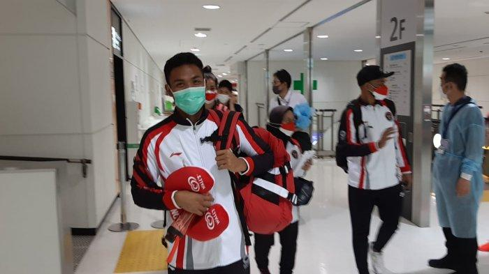 Lalu Muhammad Zohri Tiba di Jepang, Gundala Andalan Indonesia di Olimpiade Tokyo 2021