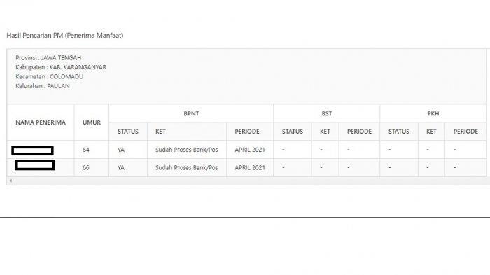 KLIK cekbansos.kemensos.go.id, Cek Penerima Bansos Rp 600 Ribu dan Beras 10 Kg, Ini Cara Mencairkan
