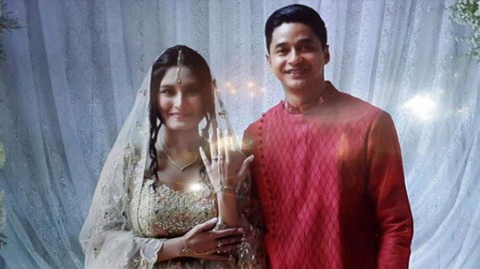 Resmi Tunangan Meski Terpaut Usia 10 Tahun, Begini Perjalanan Cinta Adly Fairuz dan Angbeen Rishi