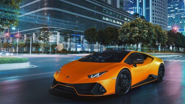 Lamborghini Kenalkan Huracan Evo Terbaru dengan Skema Cat Fluo Capsule