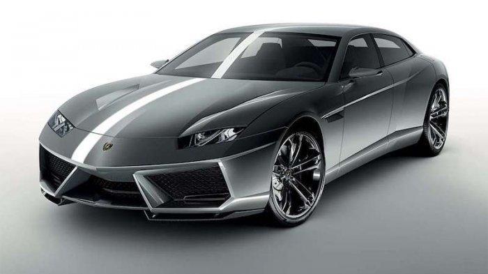 Gran Turismo Akan Jadi Mobil Listrik Pertama Lamborghini
