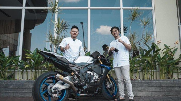 Terungkap, Sosok Pembeli Motor Lelang YouTuber Doni Salmanan Seharga Rp 800 Juta