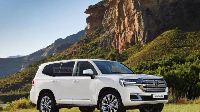 Toyota Siap Boyong Si Bongsor Land Cruiser 300 Series ke Indonesia, Jadwal Peluncuran Dirahasiakan