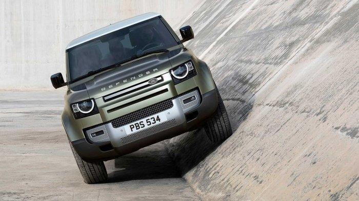 Virus Corona Bikin Land Rover Defender 90 Terbaru Batal Meluncur Di As Tribunnews Com Mobile