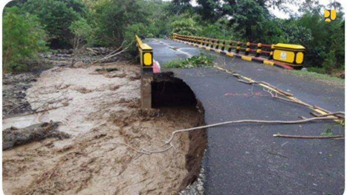 Langkah Cepat Kementerian PUPR Atasi Dampak Bencana Banjir NTT dan NTB