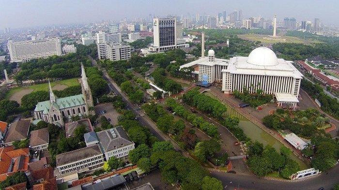 Sosok di Balik Desain Masjid Istiqlal,Arsiteknya Wujudkan Pesan Soekarno Tentang Kerukunan Beragama