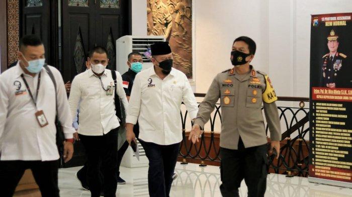 Ketua DPD RI Dukung Polri Tumpas Sindikat Pembuat Uang Asing Palsu