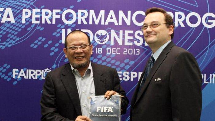 Jelang Kualifikasi Piala Dunia 2022, Ketua DPD RI Beri Semangat untuk Timnas
