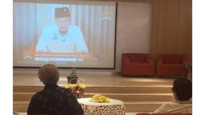 Ketua DPD RI Ajak HAPSI Perangi Pandemi Bersama-sama
