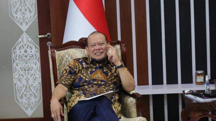Permintaan Pasar Domestik Naik, Ketua DPD RI Ingin Ekspor Pakaian Meningkat