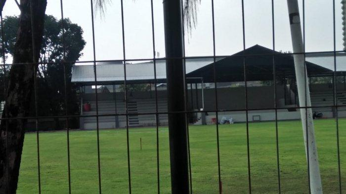 Penampakan Lapangan Kota Barat sebagai stadion pendamping penyelenggaraan Piala Dunia U20