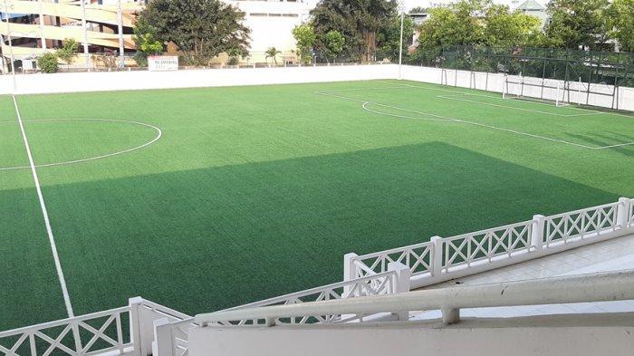 Lapangan Sepakbola Perumnas Klender Tutup Total, PSBB Diperketat