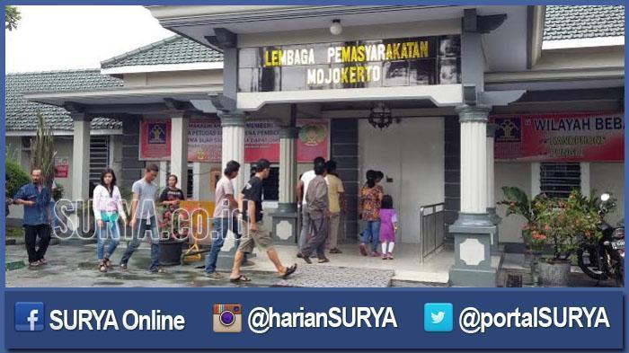 Lapas Mojokerto Overload, Napi Rawan Kabur