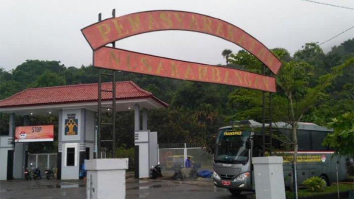 Diduga akan Membuat Keributan, 17 Napi Lapas Kelas IIB Banda Aceh Dipindah ke Nusakambangan