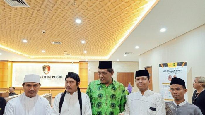 Kesultanan Banten Laporkan Habib Yang Menghina Wapres Dengan Kata Tidak Pantas ke Bareskrim Polri
