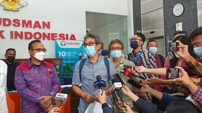 Dugaan Maladministrasi, Semua Pimpinan KPK Dilaporkan 75 Pegawai Tak Lulus TWK ke Ombudsman