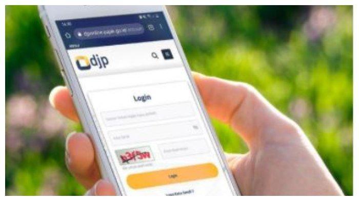 Lapor SPT Tahunan secara Online.