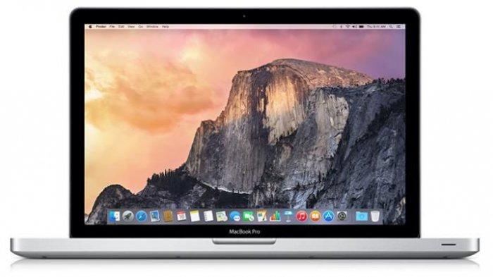 Apple Putuskan Stop Produksi MacBook Pro 2015