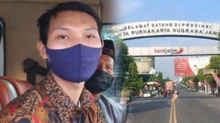 Pemuda Asal Klaten Jawa Tengah Batal Lamaran di Madiun karena Terjaring Larangan Mudik